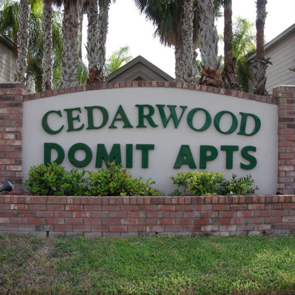 Cedarwood Apartments: Domit Apartments