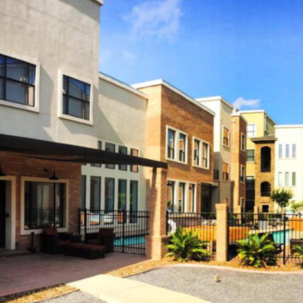 Mcallen Apartments: Mosaic Loft L 1,080 Sq Ft